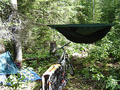 hanging backpack hammock with bikebackpacking hammockshammocks  backpacking hammocks lightweight hammocks for the outdoor      rh   garden delights