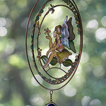 Fairy wind chimes, fantasy wind chimes, wind chimes.