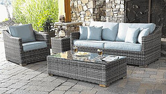 Blue Patio Furniture Sets.Outdoor Patio Furniture Sets Create The Outdoor Living Area Of Your