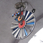 Musical wind chimes, tuned wind chimes, wind chimes